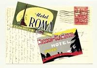 Travel Roma Fine Art Print