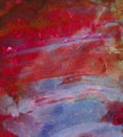Sunset Opal Fine Art Print