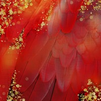 Mid-Summer Magik Red Spice Fine Art Print
