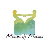 Missus & Missus Fine Art Print