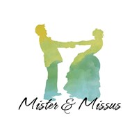 Mister & Missus Fine Art Print