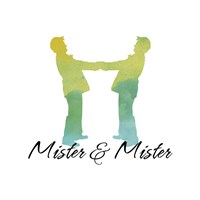 Mister & Mister Fine Art Print