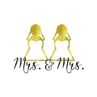 Wedding Couple - Mrs. Mrs. Fine Art Print