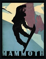 Mammoth Mountain Winter Sports I Fine Art Print