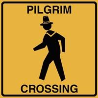 Pilgrim Crossing Fine Art Print