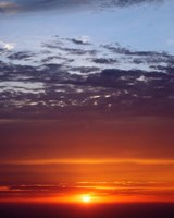 Palos Verdes Sunset 3 Fine Art Print