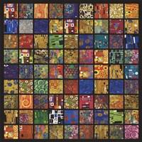 Klimt Squares Fine Art Print