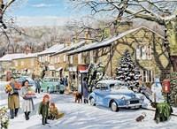 Home For Christmas Fine Art Print