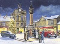 The Bells Of Christmas Fine Art Print