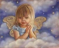 Your Guardian Angel Fine Art Print