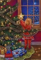 A Merry Little Christmas Fine Art Print