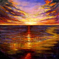 Sunset Forever Fine Art Print