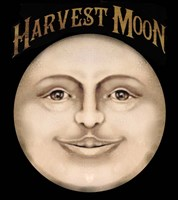 The Harvest Moon Fine Art Print