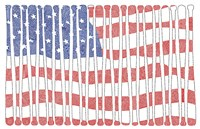 America's Pastime Fine Art Print