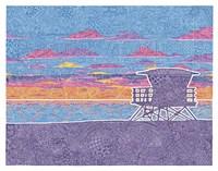 Coastal California Fine Art Print