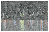 Reflecting San Diego Fine Art Print