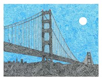 Welcome To The Bay Fine Art Print