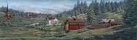 Rural Heritage Fine Art Print