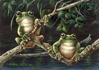 Frogs Fine Art Print