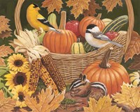 Harvest Basket Fine Art Print