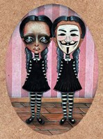 Anonima Fine Art Print