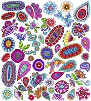 Doodle Salad Fine Art Print