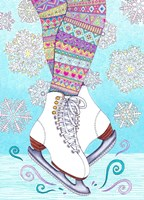 Winter Wonderland 2 - Color Fine Art Print