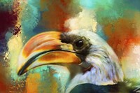 Colorful Expressions Toucan Fine Art Print
