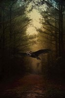 Guardian Of The Forest Fine Art Print