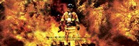 Fireman's Noble Call Fine Art Print