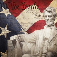 Lincoln Fine Art Print