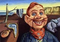 Howdy Dali Doody Fine Art Print