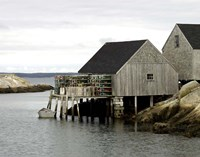 Peggy's Cove, NS Fine Art Print