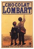 Choclat Lombart Fine Art Print