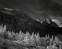 Glacier Park I Fine Art Print