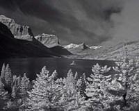 Glacier Park IV Fine Art Print
