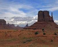 Monument Valley II Fine Art Print