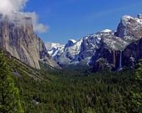 Yosemite Fine Art Print