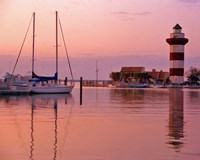 Harbortown, SC Fine Art Print