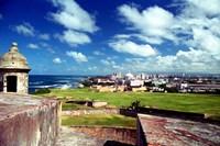 San Juan, Puerto Rico 1 Fine Art Print