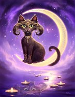 Luna Fine Art Print
