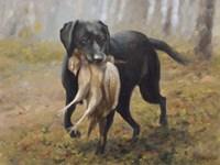 Game Hunter Fine Art Print