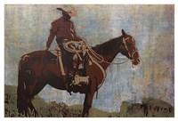 Western Moment Fine Art Print