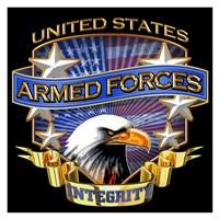 Armed Forces Fine Art Print