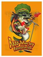 Bass Marley Fine Art Print