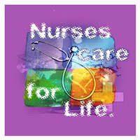 Nurses Care Fine Art Print
