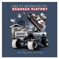 Redneck History Fine Art Print