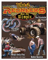 Redneck Olimpix Fine Art Print