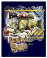 Smoked Bass Fine Art Print