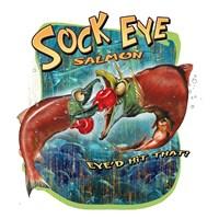 Sock Eye Salmon Fine Art Print